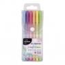 Długopisy pastelowe Kidea, 6 kolorów (DRF-080144)
